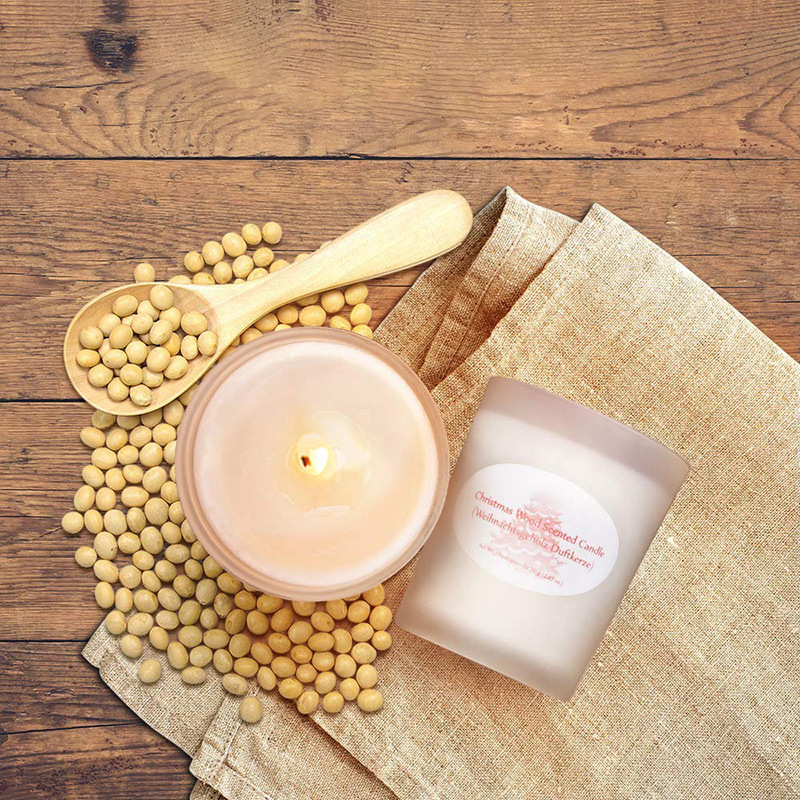 The difference between the soy candles and paraffin wax candles?